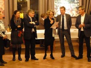 Invité mairie de Lyon 6ème 2013