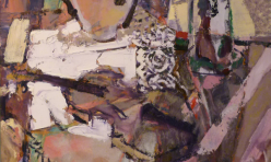 Violon n.2 73 X 89