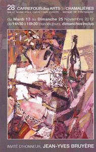 Carrefour des Arts de Chamalière nov 2012