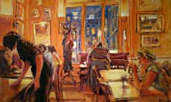 Café Bellecour 147 X 89