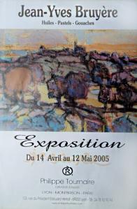 Exposition personnelle chez Philippe Tournaire