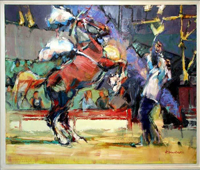 Cheval de cirque