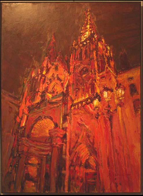 Lyon nocturne st Nizier